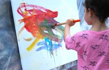 El Minipop oferirà una trentena de tallers per acostar l'art a petits i grans