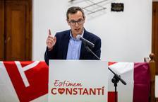 El PSC Constantí omple el Sindicat Agrícola durant la presentació de la candidatura