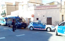 Una detinguda per traficar amb drogues des del seu domicili a Amposta
