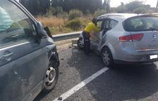 Mor el conductor del turisme accidentat aquest diumenge a l'N-340 a Altafulla