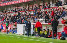 Enrique Martín, un dels entrenadors grana que menys punts aconsegueix