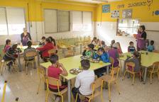 L'Ajuntament de Constantí manté el menjador escolar durant les vacances de Setmana Santa