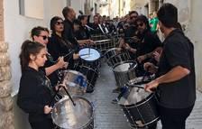 Los timbales del Serrallo resuenan con fuerza al histórico concurso de Híjar
