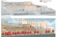 L'Ajuntament de Valls recuperarà part de la muralla de Sant Antoni