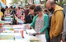 Más de 200 paradas por Sant Jordi en las calles de Tarragona