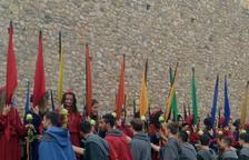 Empiezan los primeros actos de la Semana Medieval de Montblanc