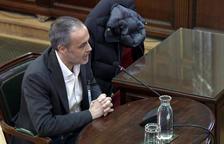L'exsecretari del Govern nega que plegués per res relacionat amb el referèndum