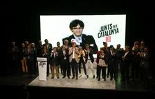 PP i Cs demanen a la JEC que exclogui Puigdemont, Comín i Ponsatí de la candidatura europea de JxCat