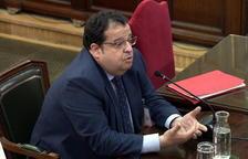 Joan Ignasi Elena diu que el Pacte Nacional pel Referèndum no va rebre diners ni ajudes públiques