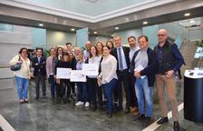 PortSolidari entrega les V Ajudes Socials Silvia Cuesta