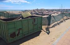 Les obres del port de Coma-ruga es reprendran a principis de maig