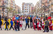 El Dia de l'Activitat Física aplega a més de 200 nens a Tarragona