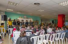 Presentat el llibre 'Contes a moltes mans', obra d'alumnes d'escoles de Constantí