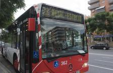 Un bus conecta las playas con Bonavista, Torreforta y Campclar