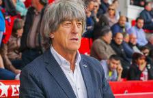 Enrique Martín, nou entrenador del Córdoba CF, que acaba de baixar a Segona B