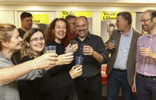Salvador: «Hemos teñido Tarragona de amarillo, con una victoria histórica»