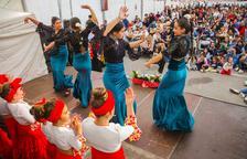 La Feria de Abril tanca el primer cap de setmana amb una alta presència de gent a les casetes