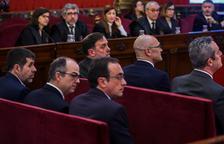 El Supremo autorizará la salida de la prisión de los cinco parlamentarios electos para tomar posesión del cargo