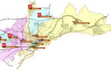 El PSC se impone en cinco de los once distritos electorales que dividen la ciudad de Tarragona