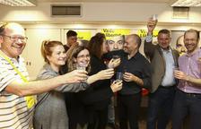 ERC se impone por primera vez en unas elecciones generales en la demarcación de Tarragona con dos escaños