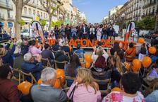 Viñuales ofrece un «gobierno de técnicos» que sepa «vender» Tarraco