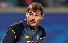 Iker Casillas, ingressat després de patir un infart en un entrenament