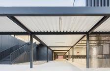 La pista del Pavelló de Vila-seca, premiada a la XI Biennal Alejandro de la Sota-Mostra