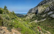 Vandellòs, Tivissa i Pratdip creen la ruta de senderisme 'Camí de Mestral'