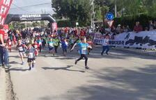Més de 900 persones participen a la Cursa de l'1 de maig d'Altafulla