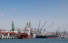 El Port de Tarragona tanca el millor primer trimestre des del 2012 amb un tràfic de 9 milions de tones