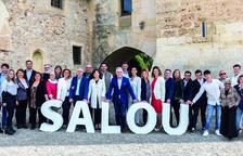 Pere Granados presenta la seva llista per «construir un Salou fort i útil per tothom»