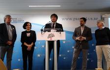 La Fiscalia reclama que Puigdemont, Comín i Ponsatí es puguin presentar a les eleccions europees