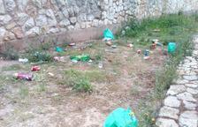 Denuncien 'botellons' al voltant de l'escola Saavedra