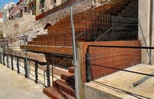 La tanca de Sedassos es retarda per desavinences amb l'empresa del projecte