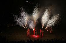 Sant Pere de Ribes gana el 2º 'Concurs Nacional d'Enceses' en Riudoms