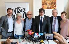 El Suprem retorna al jutjat de Madrid el recurs de Puigdemont, Ponsatí i Comín però constata que són elegibles