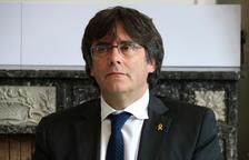 Puigdemont llama a «movilizarse sin desfallecer y sin miedo»
