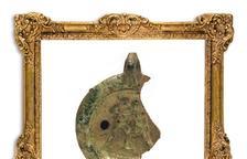 Una llàntia romana, peça del maig de 'Quan els objectes parlen'