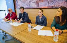 La neteja centra el programa electoral d'Ara Tarraco 5 Estrelles
