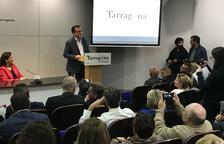 Martín: «Vull una Tarragona viva, turística i que atragui a inversors»