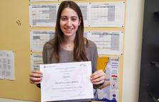 Una alumna de La Salle Reus guanya l'XI Olímpiada d'Economia de la URV