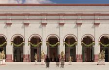 L'espectacle 'Fòrum' recrearà com era una plaça major fa 2.000 anys