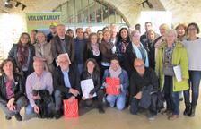 Quaranta-dues parelles lingüístiques més al Voluntariat per la llengua de Reus
