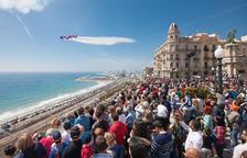 Tarragona, a punt per vibrar amb l'Exhibició Aèria
