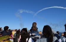 L'Exhibició Aèria de Tarragona es converteix en una cita imprescindible