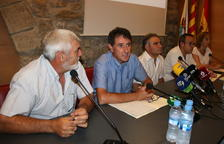 Joaquim Paladella, alcalde de Batea: «La amenaza de marcharse a Aragón nunca fue una propuesta en firme»