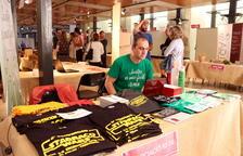 La feria Ágora de las Terres de l'Ebre promueve la economía circular local con una treintena de expositores en Ulldecona
