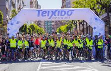 La 29ª Bicicletada Popular de Tarragona reuneix prop de 3.000 ciclistes