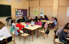 L'Escola Institut Mediterrani de Tarragona redueix l'absentisme introduint les famílies a l'aula