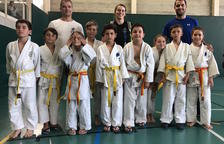 El Club JudoDojoTarraco s'emporta 6 medalles d'or en el Campionat de Catalunya